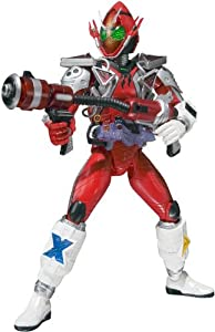 "Bandai Tamashii Nations Fourze Fire States ""Kamen Rider Fourze"" - S.H. Figuarts"