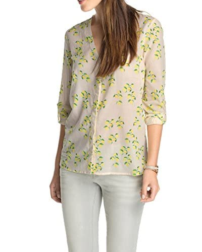 edc by Esprit Blusa Spray Beige