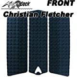 デッキパッチ デッキパッド ASTRODECK アストロデッキ Christian Fletcher Front Pad ブラック