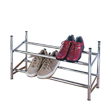 range chaussures extensible et empilable metal. Black Bedroom Furniture Sets. Home Design Ideas