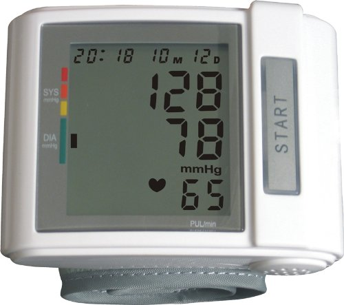 Cheap Quest Qp-7901 Talking Blood Pressure Monitor, Automatic Wrist Unit (B00524T2ZI)