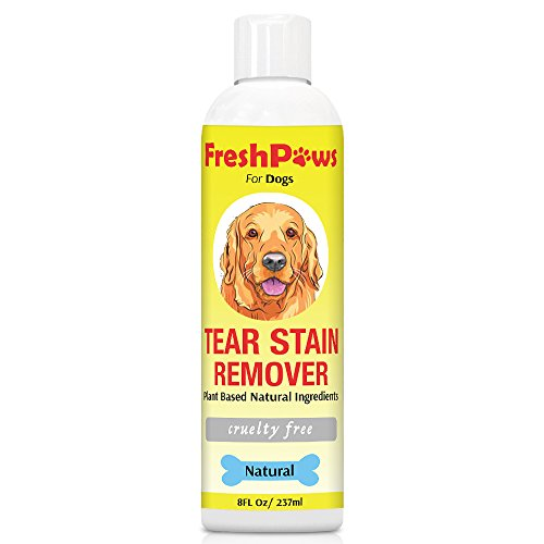 Natural Way To Remove Tear Stains On Dogs