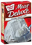 #9: Duncan Hines White Cake Mix 468 g (Pack of 6)