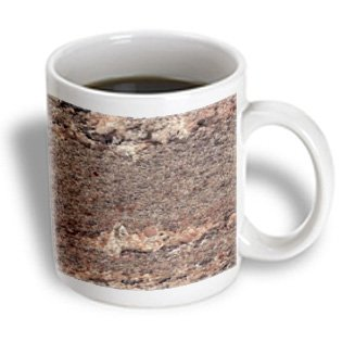 Toryanne Collections Granite - Juperana Crema Bordeaux Granite Print - Mugs - 11Oz Mug (Mug_97956_1)