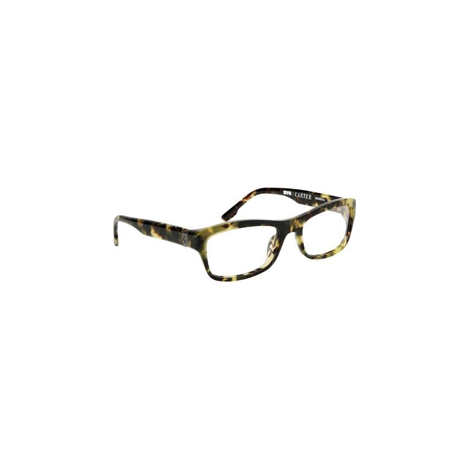 bd0894941d72 Spy Optic Carter RX Eyeglasses Spy Optic Adult Optical RX Frame Vintage  Tort   Size 54