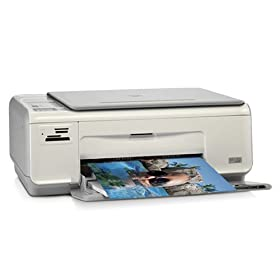 HP Photosmart C4280 All-in-One Printer/Scanner/Copier