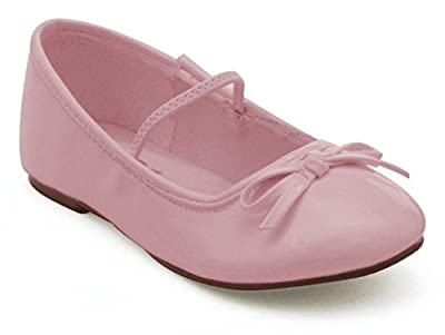 ELLIE SHOES - Ballet (Pink) Child Shoes - Small (11/12) - Pink
