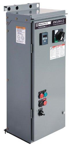 Telemecanique / Schneider Electric - 863922Uhh4Be06A07X10Z10 - Enclosed Soft Start, 30 Hp, Type 3R, 460 V