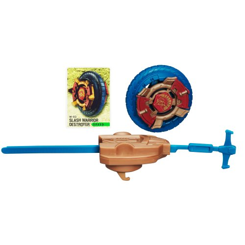 Beyblade Beywheelz Battler W-03 Slash Warrior Destroyer - 1