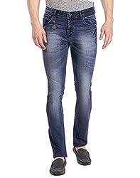 Fever Men's Jeans (211675-2-30_Blue)