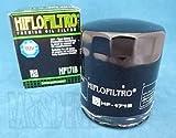 HIFLOFILTRO ハーレーオイルフィルター黒 [PARTS DEPOT] ハーレー puds