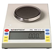Scientech Zeta Series Single Mode Lab Toploading Balance