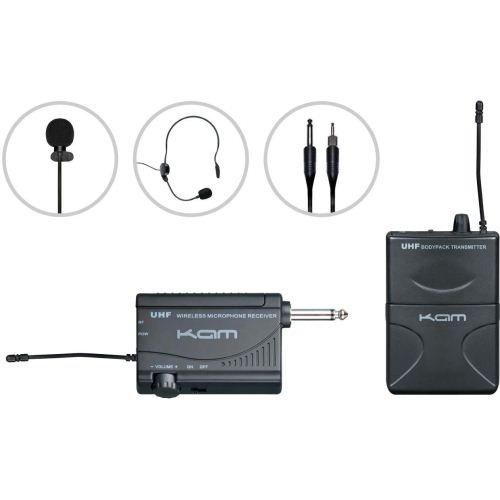 kam-kwm1900-bp-bodypack-wireless-system