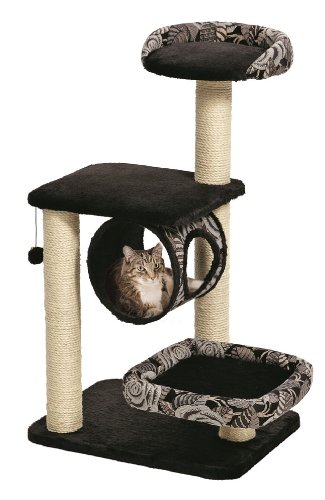 MidWest Cat Tree Escapade Feline Furniture, 31.5 by 17.5 by 40.25-Inch