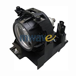 Mwave Lamp for HITACHI CP-S210 Projector Replacement with Housing