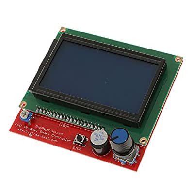 MagiDeal Smart LCD Screen 2004 Display Controller for RAMPS 1.4 3D Printer Electronics