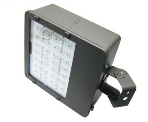 Led Flood Light, 69 Watts, 4947 Lumens Output For Area Lighting, Wall Mounts And Uplight Accents