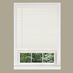 White Window Blinds 1\