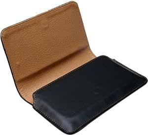 ncase PUC-815BK Universal Pouch Black for MM Canvas Doodle A111