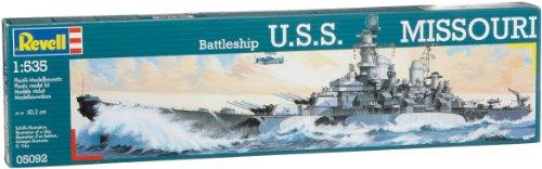 Revell-Modellbausatz-05092-USS-Missouri