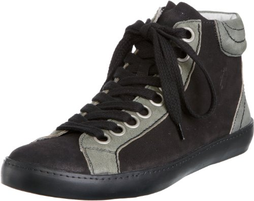 Fly London Men's Pearson Black/Grey Fashion Trainer P601118003 12 UK