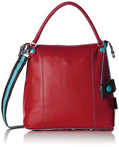 GabsGSAC - Borse a Tracolla Donna , Rosso (Rot (rosso 1501)), 30x30x13 cm (B x H x T)