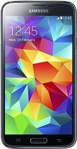 Samsung Galaxy S5 black 16GB (Certified Refurbished)