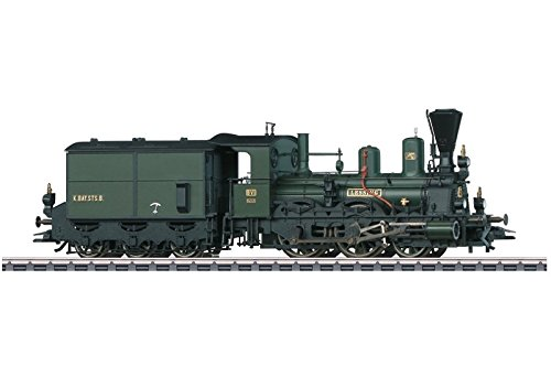 Mrklin-37982-Dampflok-Reihe-B-VI-KBayStsB