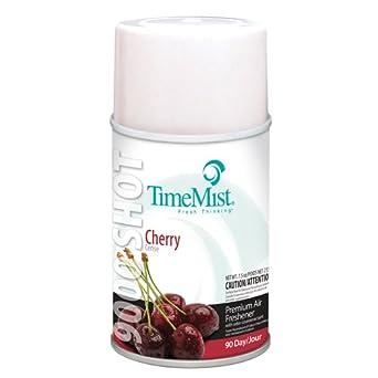 Time Mist Tms 33-6414Tmca Tm 9000 Cherry 4 Pack TMS 33-6414TMCA