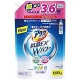 アタックNeo 抗菌EX Wパワー スパウトパウチ つめかえ用 1.3kg 生活用品 インテリア 雑貨 日用雑貨 洗濯洗剤 [並行輸入品]