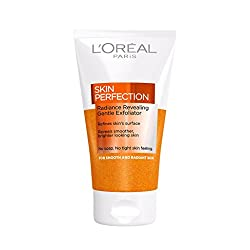 LOREAL SKIN PERFECTION Radiance Revealing Gentle Exfoliator For Smooth & Radiant Skin 150 mL