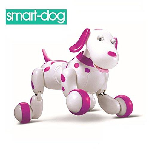 SainSmart-Jr-Wireless-Remote-Control-Electronic-Smart-Dog-Pet-Childrens-Toy-Dancing-Robot-Electric-Dog