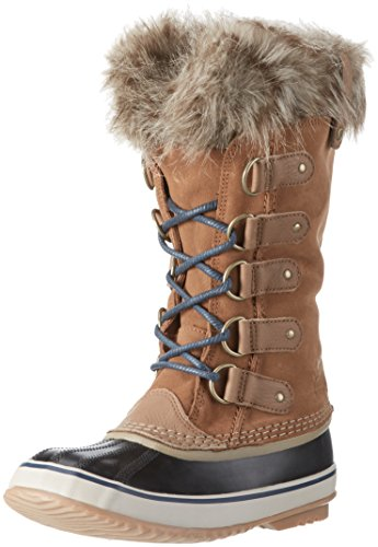 Sorel Joan of Arctic II, Stivali da Neve Donna, Marrone (Elk, Dark Mountain 286Elk, Dark Mountain 286), 39 EU