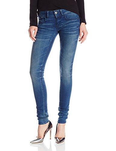 G-STAR - 60885-6550-020, Jeans da donna, Blue (Medium Aged 6550), W26/L34