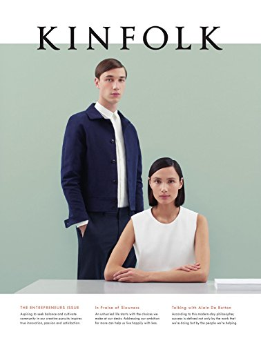 KINFOLK JAPAN EDITION VOLUME EIGHT