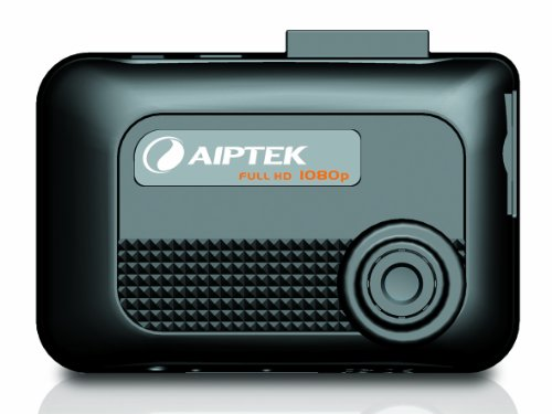 Aiptek X1 Full HD Wide Angle Camcorder - Black (5MP) 2.4 inch LCD