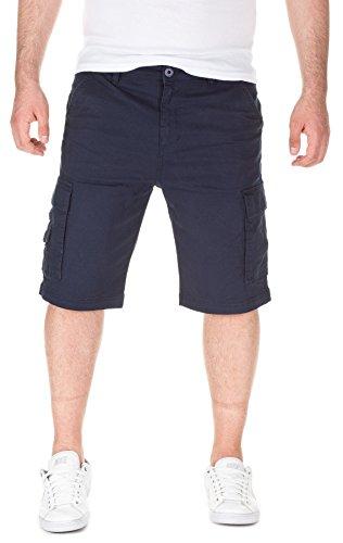 yazubi-uomo-chino-bermuda-short-pantaloncini-mundo-navy-2001-w30