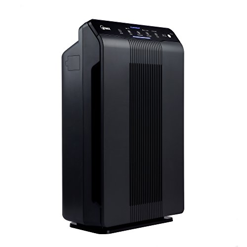 Winix 5500-2 Air Purifier with True HEPA, PlasmaWave and Odor Reducing Washable AOC Carbon Filter (Dust Removal Fan compare prices)