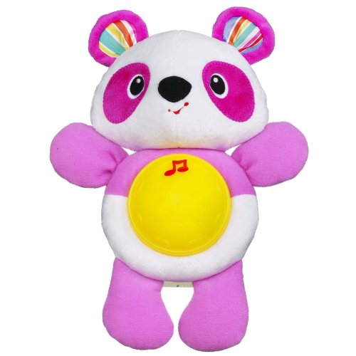 Playskool Play Favorites Panda Glofriend Toy (Pink) - 1