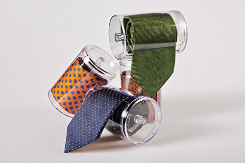 necktie caddy the ultimate s tie holder 10 pack by