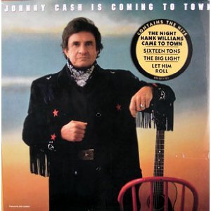 Johnny Cash Is Coming to Town artwork