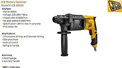 JCB-JCB-SDS20-Rotary-Hammer-Drill