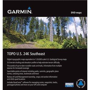 Topo US 24K - Southeast DVD