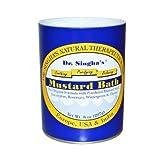 Dr. Singhas Mustard Bath, 8 Ounces