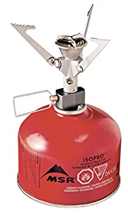 MSR MicroRocket Stove -Red -One