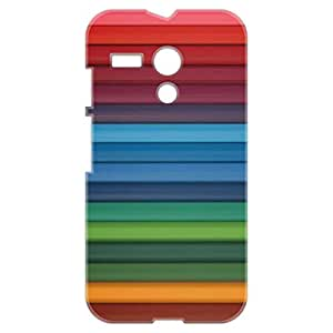 a AND b Designer Printed Mobile Back Cover / Back Case For Motorola Moto G (Moto_G_3D_1846)