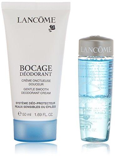 Lancôme CLA89602 Set Bocage Deodorante in Crema e Struccante - 80 ml