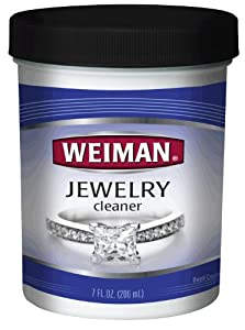 Weiman Jewelry Cleaner with Brush