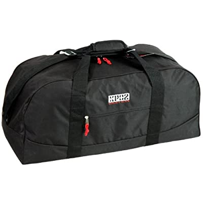 XP02 Series Super Lightweight 70 Litre Cargo Bag (Black) 3 Year Warranty from Karabar