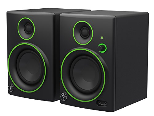 MACKIE-Studio-Monitor-Creative-Reference-Bluetooth-actif-50W-10-cm-4-Zoll